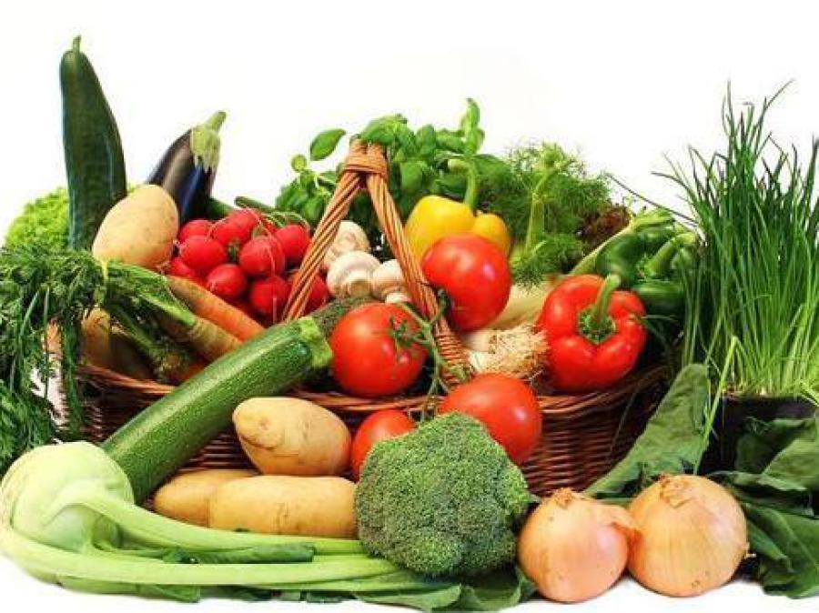 caja verdura ecologica